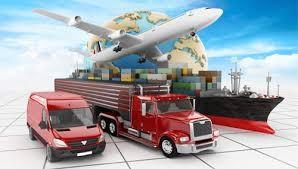 النقل أو الخدمات اللوجستية